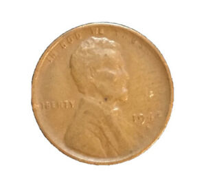 1944 S LINCOLN CENT WHEAT PENNY CIRCULATED 1797 SHIPS FREE
