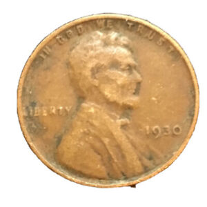 1930P LINCOLN WHEAT PENNY A NICE COIN 2064 SHIPS FREE