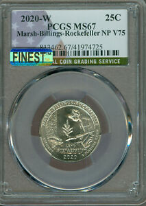 Click now to see the BUY IT NOW Price! 2020 W ROCKEFELLER FLAG QUARTER PCGS MS67 PQ MAC FINEST & SPOTLESS ST SET