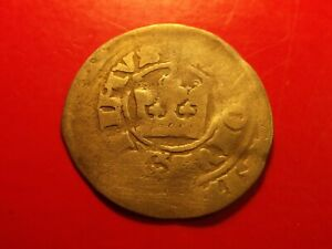 BOHEMIA GROSSUS JOHN OF LUXEMBOURG 1310   1346 MEDIEVAL SILVER COIN IHVS