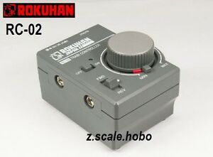 rokuhan rc02 rc 02 z scale power
