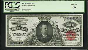 Click now to see the BUY IT NOW Price! FR. 320 1891 $20 TWENTY DOLLARS