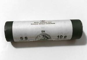 Click now to see the BUY IT NOW Price! 2005 P CANADA TEN CENT DIME ORIGINAL SEALED ROLL