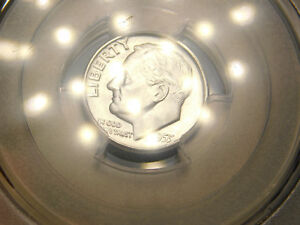 Click now to see the BUY IT NOW Price! 1955 D SILVER ROOSEVELT DIME CERTIFIED PCGS SUPERB GEM MS67 FB  BLINDING LUSTER