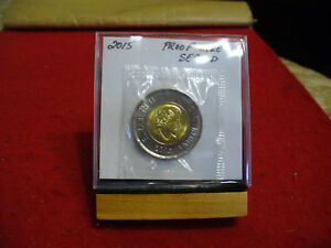 Click now to see the BUY IT NOW Price! 2015  CANADA 2$ TWO  DOLLAR  COIN  TOONIE SEE PHOTOS  15  PROOF LIKE  SEALED
