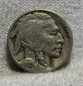 1929S BUFFALO NICKEL