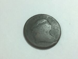 1808 HALF CENT NORM DATE