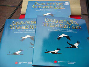 Click now to see the BUY IT NOW Price! 1995   50 CENT PROOF SET  CANADA ON THE WING  4  BIRD COINS
