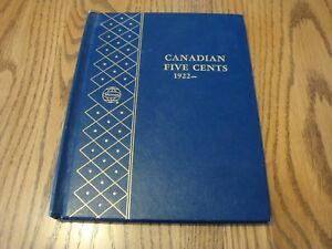 Click now to see the BUY IT NOW Price! 64 CANADIAN NICKELS 5 CENT KING GEORGE QUEEN ELIZABETH 1922 IN COIN BOOK HOLDER