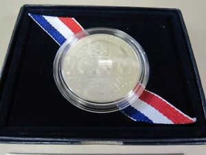 2010 AMERICAN VETERANS DISABLED FOR LIFE SILVER DOLLAR   11322 PROOF Y