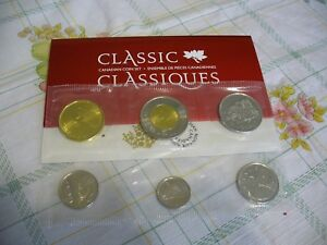Click now to see the BUY IT NOW Price! 2017   CANADA   PROOF LIKE  SET   TOONIE  DOLLAR HALF QUARTER DIME   CLASSIC