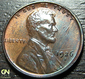 1926 S LINCOLN CENT WHEAT PENNY      MAKE US AN OFFER   Y3759