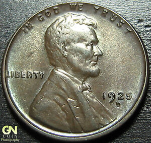 1925 D LINCOLN CENT WHEAT PENNY      MAKE US AN OFFER   Y3713