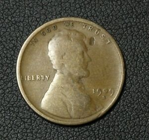 Click now to see the BUY IT NOW Price! 1909 S LINCOLN WHEAT CENT PENNY   BENT/DAMAGED