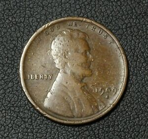 Click now to see the BUY IT NOW Price! 1909 S LINCOLN WHEAT CENT PENNY   NICKS