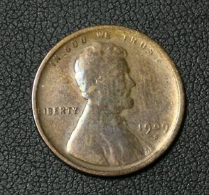 Click now to see the BUY IT NOW Price! 1909 S LINCOLN WHEAT CENT PENNY   CLEANED