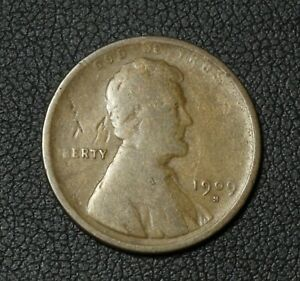 Click now to see the BUY IT NOW Price! 1909 S LINCOLN WHEAT CENT PENNY   DAMAGE