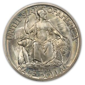 Click now to see the BUY IT NOW Price! SAN DIEGO 1935 S 50C SILVER COMMEMORATIVE PCGS MS67  2756 24