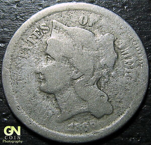 1866 3 CENT NICKEL PIECE      MAKE US AN OFFER   Y5375