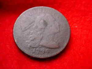 1794 LIBERTY CAP LARGE CENT SUPERIOR FULL DATE EARLY AMERICAN COIN     11