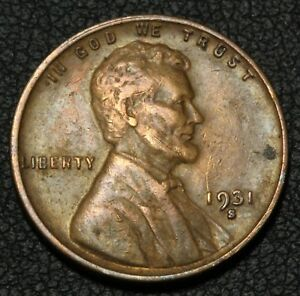 Click now to see the BUY IT NOW Price! 1931 S LINCOLN WHEAT CENT PENNY