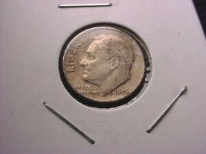 1946 ROOSEVELT DIME GREAT COIN    1006