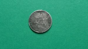 1855 3CS THREE CENT SILVER   ONLY 139 000 MINTED