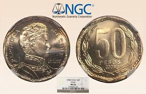 Click now to see the BUY IT NOW Price! 2008 50P  CHIIE  NGC MS66 TOP POP  ONLY 4 AT THIS GRADE    RICKSCAFEAMERICAN.COM