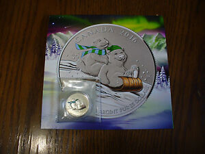 Click now to see the BUY IT NOW Price! 2016  25$ FOR 25$ .9999  FINE SILVER COIN  CANADA   WINTER FUN  COLORIZED