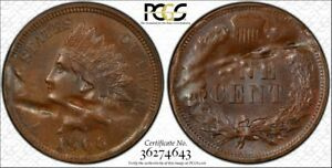 Click now to see the BUY IT NOW Price! 1906 PCGS MS63BN DUAL OBV/REV STK THRU ON 2.5G PLANCHET   RICKSCAFEAMERICAN.COM