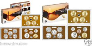 Click now to see the BUY IT NOW Price! 2015 S   2014 S US MINT PROOF SET CAMEO 28 PC COINS KENNEDY ATB $1 DIME PENNY