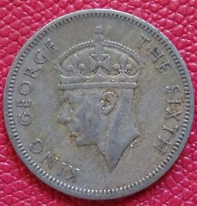 1950  COMMISSIONERS OF CURRENCY MALAYA    20 CENTS     A 017