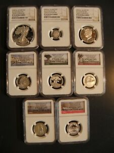 Click now to see the BUY IT NOW Price! 2013 LIMITED EDITION PROOF SET  ALL 8