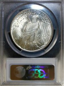 Click now to see the BUY IT NOW Price! 1922 PEACE SILVER DOLLAR PCGS MS 65 BLAST WHITE VAM 2AB1 R 7 TOP POP