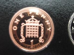 1975 1P PROOF COIN. LOW MINTAGE OF PROOFS. EXCELLENT CONDITION