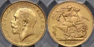 Click now to see the BUY IT NOW Price! SOUTH AFRICA 1924 PRETORIA SOVEREIGN   PCGS MS63