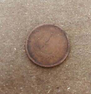 1866 TWO CENT PIECE