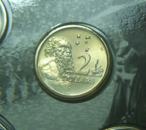 1995 $2 DOLLAR COIN FROM A MINT SET UNC