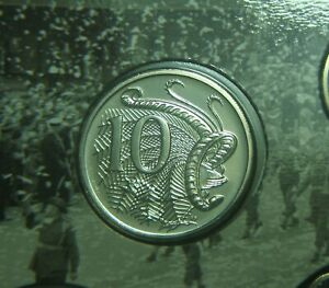 1995 10 CENT COIN FROM A MINT SET UNC