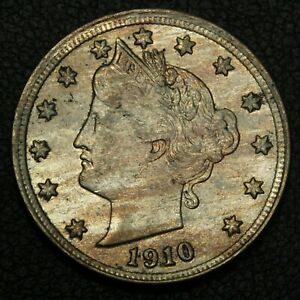 Click now to see the BUY IT NOW Price! 1910 LIBERTY V NICKEL   GORGEOUS