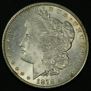 Click now to see the BUY IT NOW Price! 1878 7TF MORGAN SILVER DOLLAR
