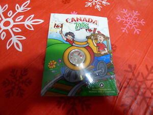 Click now to see the BUY IT NOW Price! 2006 CANADA QUARTER  COIN  NON SILVER  LIMITED EDITION COLORED QUARTER SEALED