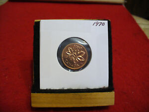 1970  CANADA  1  CENT COIN  PENNY  PROOF LIKE  HIGH  GRADE  SEALED  SEE PHOTOS