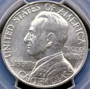1936 50C LYNCHBURG COMMEMORATIVE HALF DOLLAR   PCGS MS65 35681002