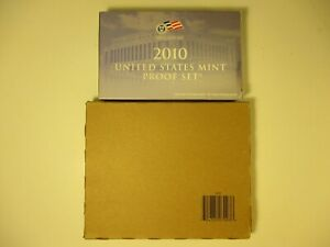 Click now to see the BUY IT NOW Price! 2010 PROOF   2010 UNOPENED MINT SET COMBO