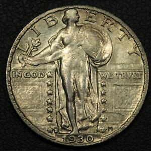 Click now to see the BUY IT NOW Price! 1930 S STANDING LIBERTY SILVER QUARTER