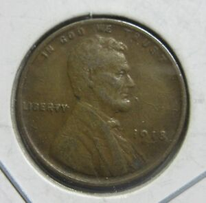 1918 P LINCOLN WHEAT CENT HIGHER GRADE