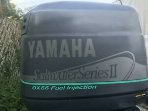 Yamaha OX66 Saltwater Series II Utombordare Dekaler stickers   message HK 150 - 250  - 572.16 KR