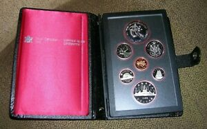 1983 DOUBLE DOLLAR CANADIAN PROOF SET