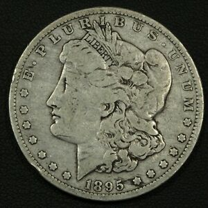 Click now to see the BUY IT NOW Price! 1895 O MORGAN SILVER DOLLAR